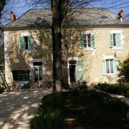 - Chambre d'hôte - Lardin-Saint-Lazare(Le)