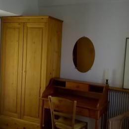 chambre parentale - Location de vacances - Celles