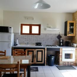 pièces à vivre - Location de vacances - Sarlat-la-Canéda
