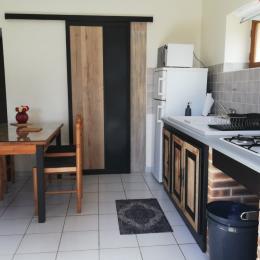 salle d 'eau - Location de vacances - Sarlat-la-Canéda