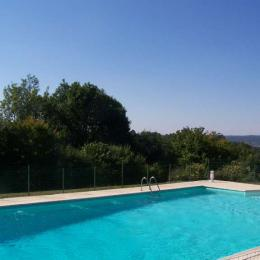 piscine 16mx8m - Location de vacances - Grignols