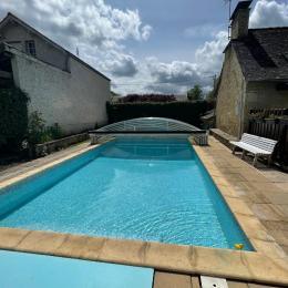 piscine couverte  - Location de vacances - Condat-sur-Vézère