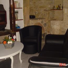 salon - Location de vacances - Condat-sur-Vézère