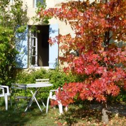 début octobre - Location de vacances - Saint-Vincent-de-Cosse