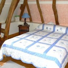 chambre parentale - Location de vacances - Le Buisson-de-Cadouin