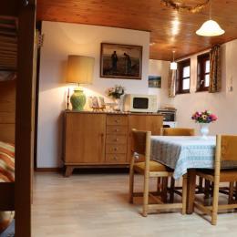 Le lit 140 - Location de vacances - Jougne