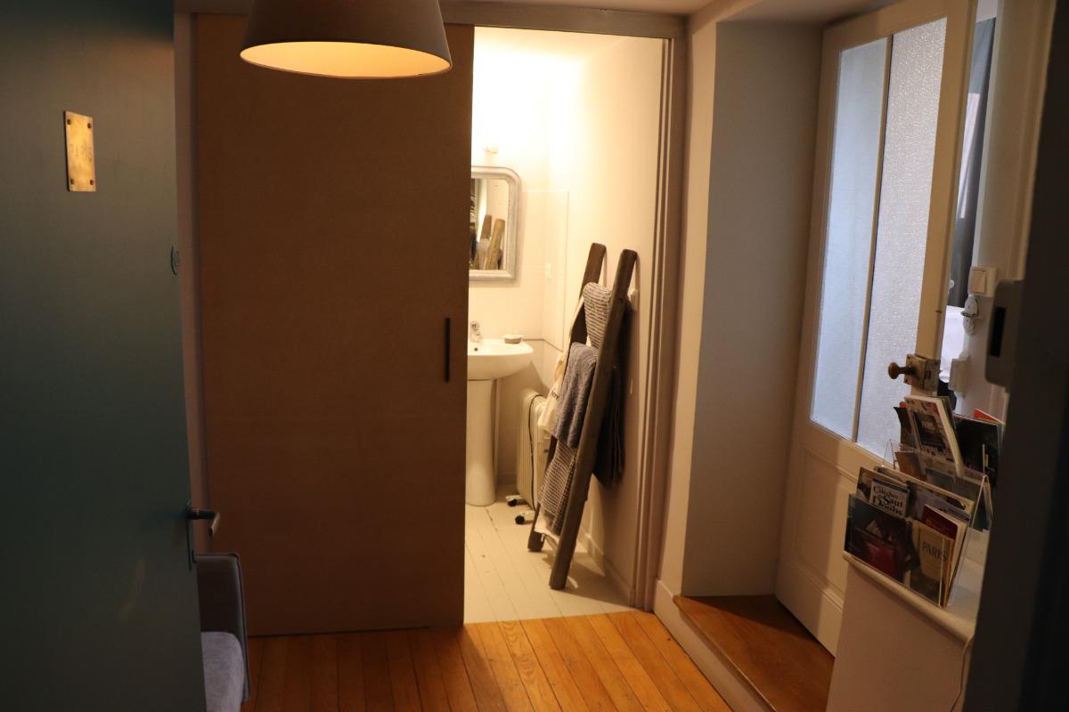 la chambre Venise - Chambre d'hôtes - Ornans