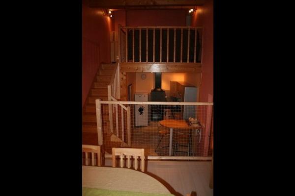 Appartement moderne et chaleureux avec terrain salon de jardin et ...