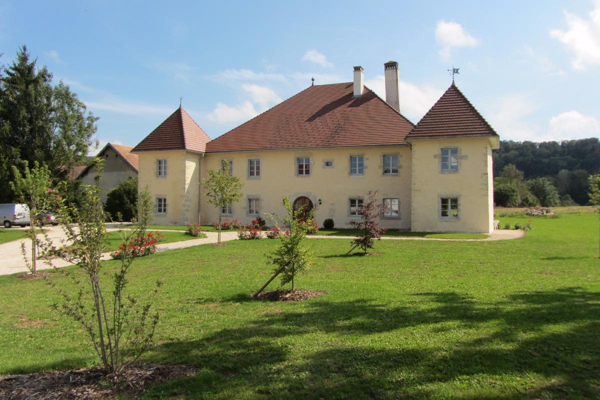 Chambres d'hôtes dans le Doubs  - Chambre d'hôtes - Bremondans