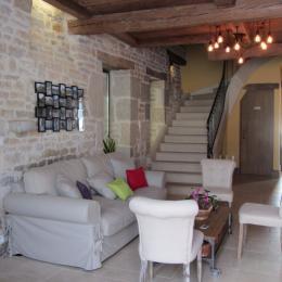 Chambres d'hôtes dans le Doubs - hall d'entrée - Chambre d'hôtes - Bremondans