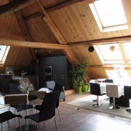 Espace cuisine - Chambre d'hôtes - Valdahon