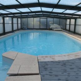 piscine utilisable de mai a  octobre  - Chambre d'hôtes - Valdahon