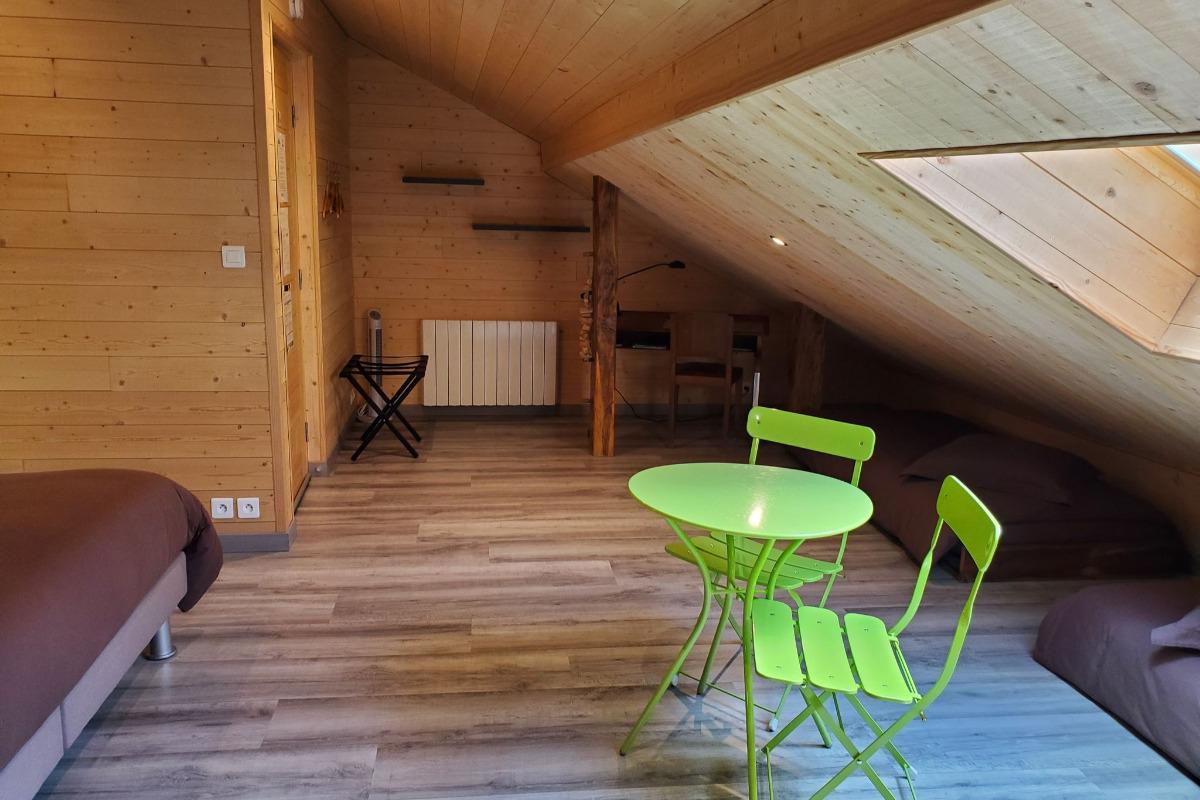 - Chambre d'hôtes - Vellerot-lès-Vercel