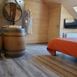 Tête de lit - Chambre d'hôtes - Vellerot-lès-Vercel
