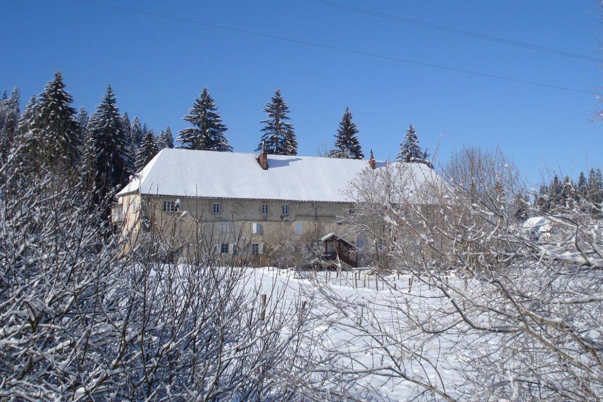 Patrimoine culturel du XIIème siècle - Location de vacances - Labergement-Sainte-Marie