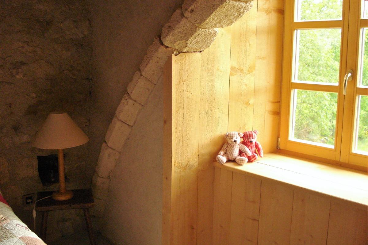 Vestiges de l'Abbaye - Location de vacances - Labergement-Sainte-Marie