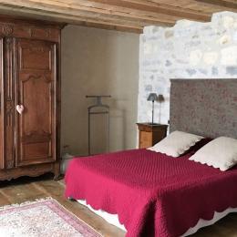 Chambre 2 - Location de vacances - Labergement-Sainte-Marie