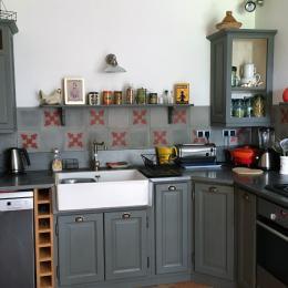 Cuisine - Location de vacances - Labergement-Sainte-Marie