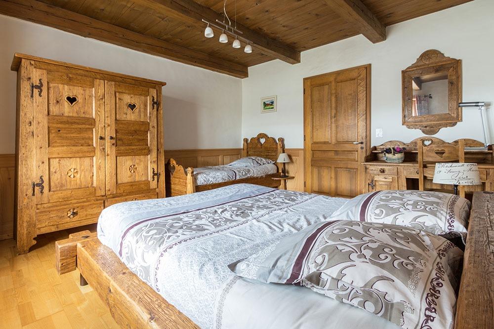 Sublime suite - Chambre d'hôtes - Fournet-Blancheroche