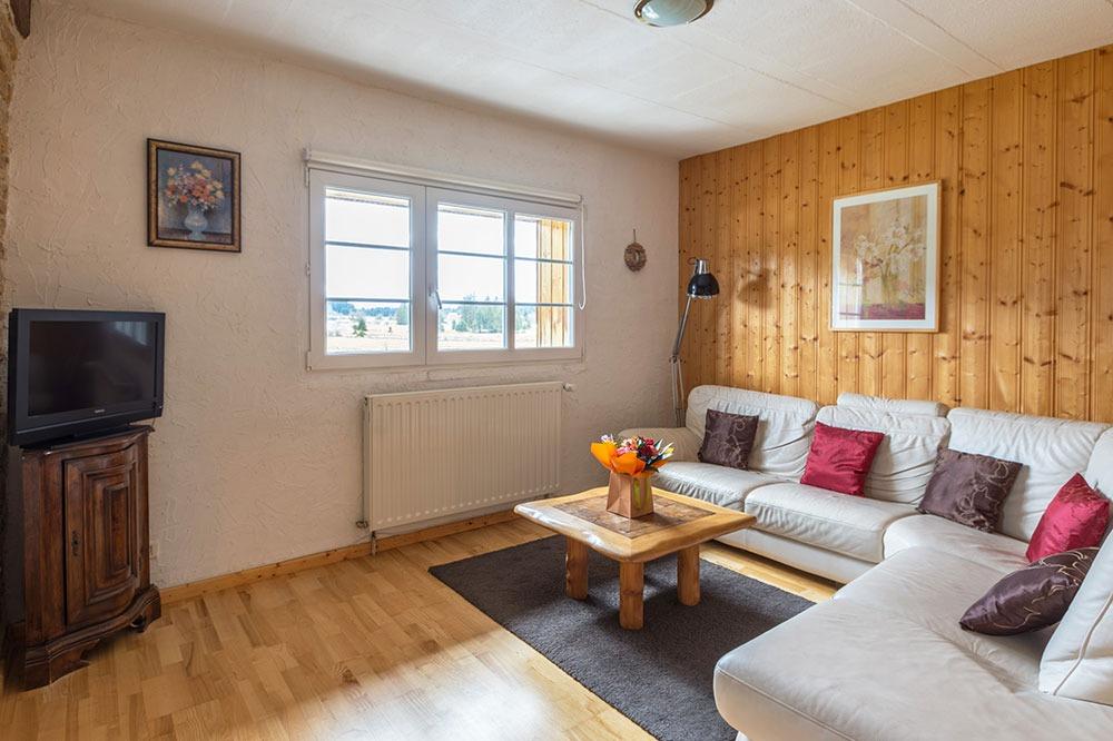 Suite avec salon - Chambre d'hôtes - Fournet-Blancheroche