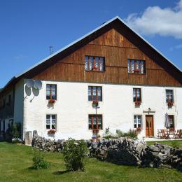 Maison typique du Doubs - Chambre d'hôtes - Fournet-Blancheroche