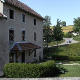 Grand séjour - Location de vacances - Jougne