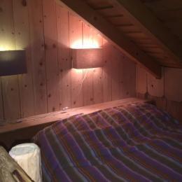 La chambre  - Location de vacances - La Cluse-et-Mijoux