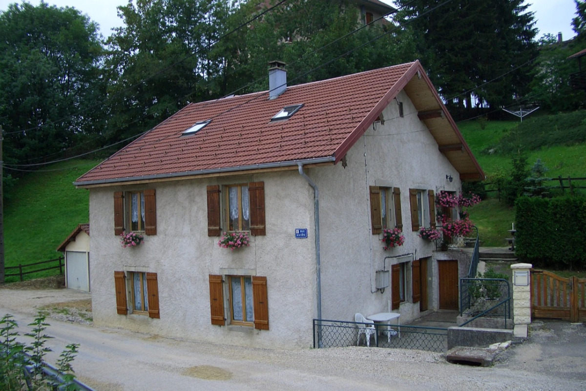 - Location de vacances - Jougne