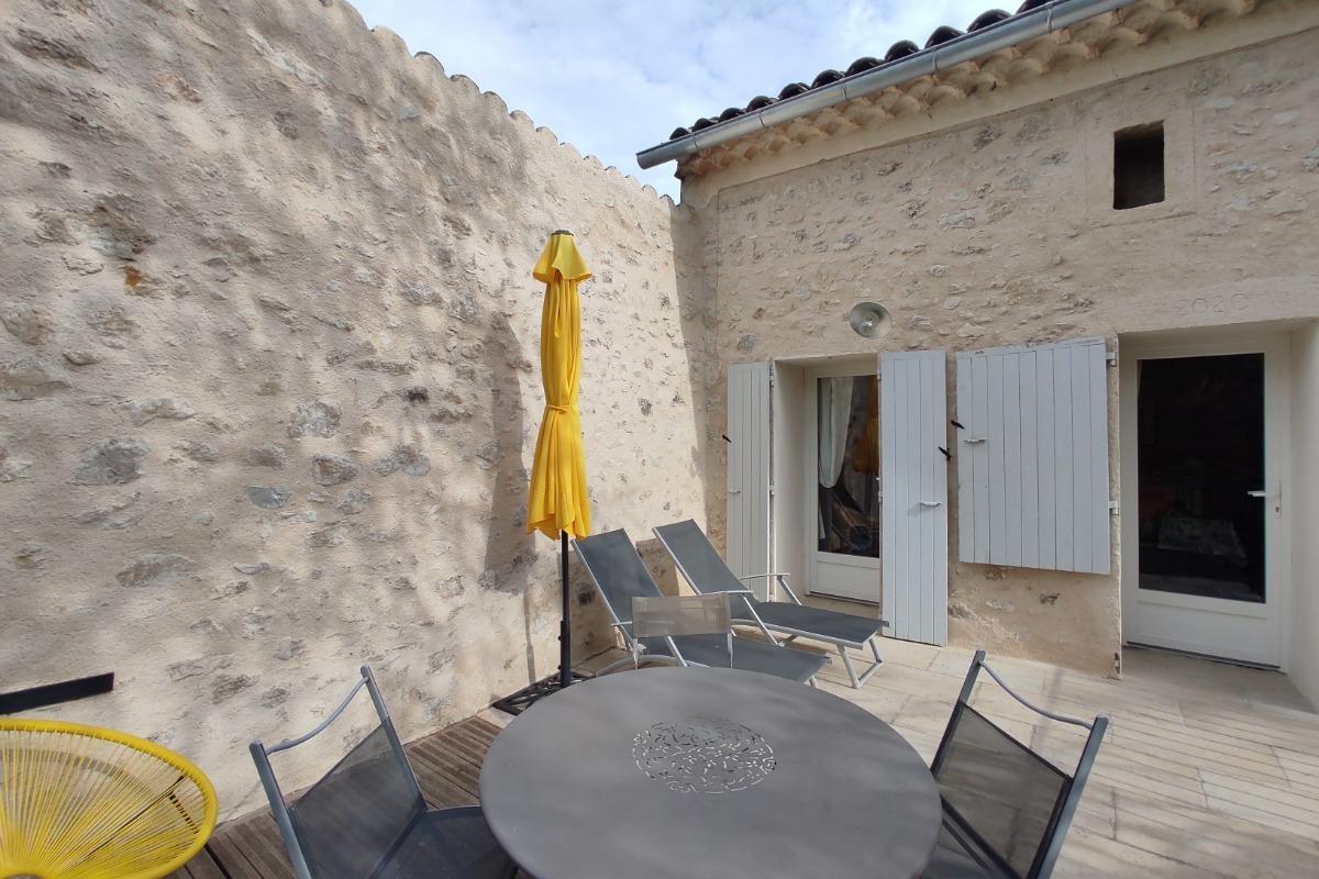 le st julien a buis les baronnies  - Location de vacances - Bénivay-Ollon