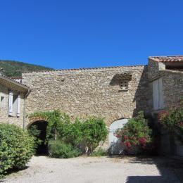 n1 grande terrasse - Location de vacances - Bénivay-Ollon