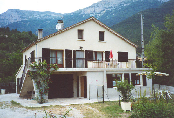 - Location de vacances - Châtillon-en-Diois