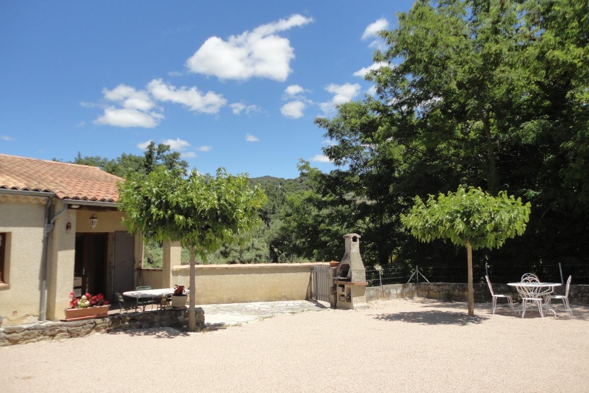 Les CHENES - Location de vacances - Mirabel-aux-Baronnies