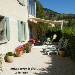 LA DRÔME PROVENÇALE... - Location de vacances - Le Poët-en-Percip