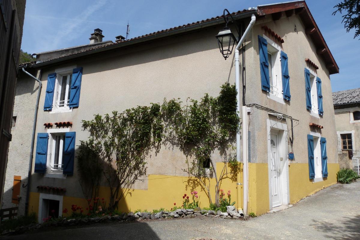 Le gîte Le Malaval - Maison de charme au coeur du parc du Vercors - Location de vacances - Saint-Agnan-en-Vercors