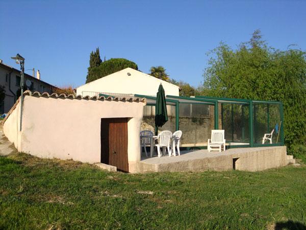 - Location de vacances - Saint-Pantaléon-les-Vignes