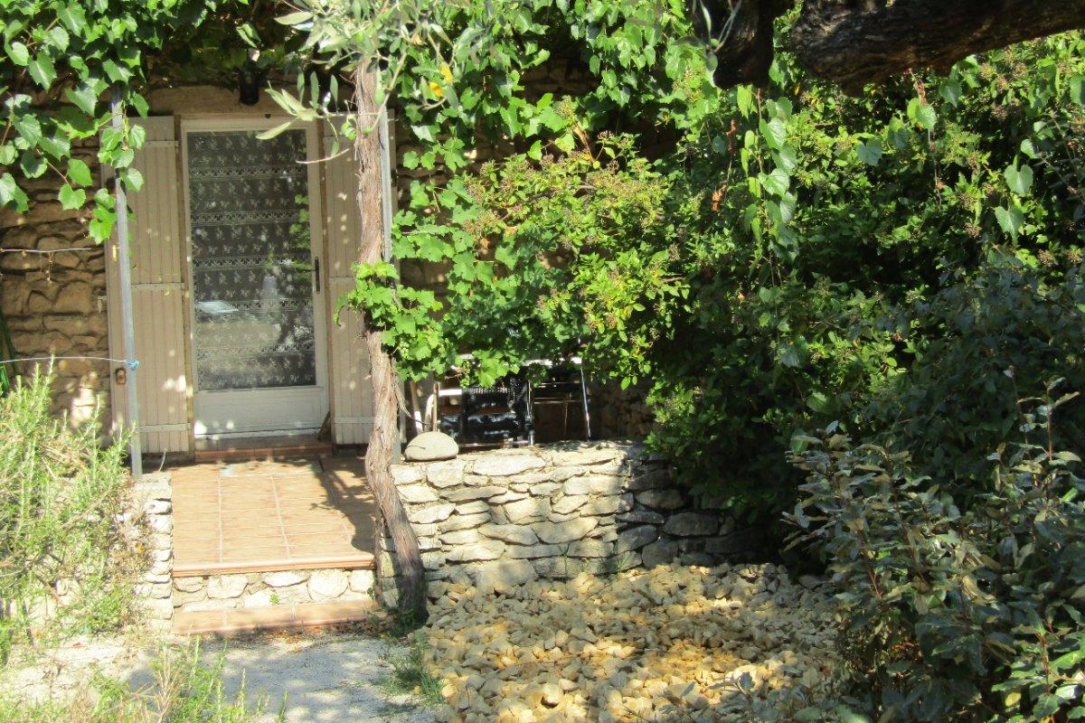 PISCINE  HORS  SOL                    EN COMMUN - Location de vacances - Mirabel-aux-Baronnies