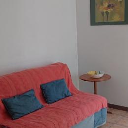 Son confort - Location de vacances - Mirabel-aux-Baronnies