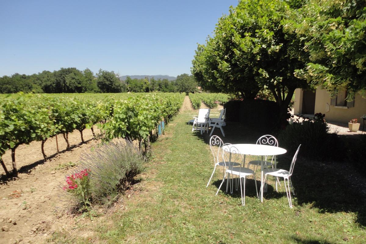 Extérieur - Location de vacances - Mirabel-aux-Baronnies