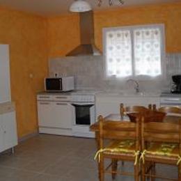 cuisine - Location de vacances - Châteauneuf-du-Rhône