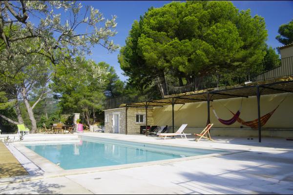 Lou Pinau  Gte De Charme En Drme Provenale Location Vacances