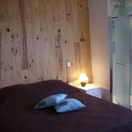 Chambre 1 - Location de vacances - Roussas