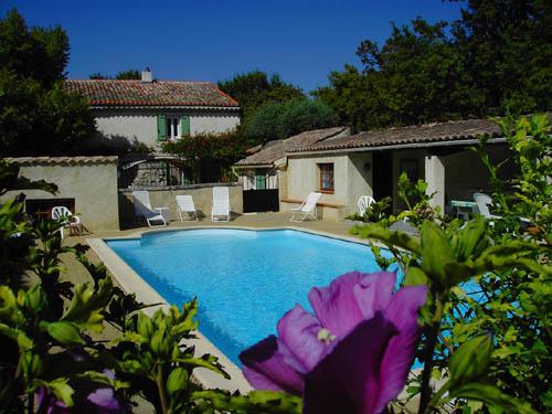 Les Rouvieres Drome Provencale piscine http://www.lesrouvieres.fr - Chambre d'hôte - Saint-Paul-Trois-Châteaux