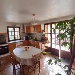 La chambre du bas - Maison en Drôme Provençale - Location de vacances - Bénivay-Ollon