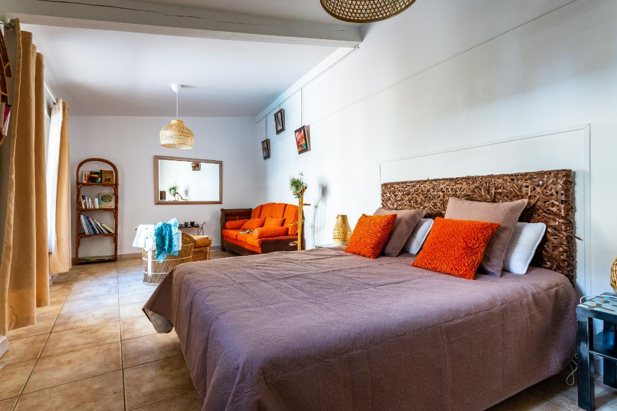 Chambre de charme dans un hotel particulier au c ur de - Chambre d hote drome provencale avec piscine ...