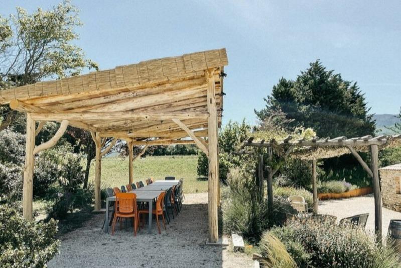 La cuisine du Gite - Location de vacances - Pont-de-Barret