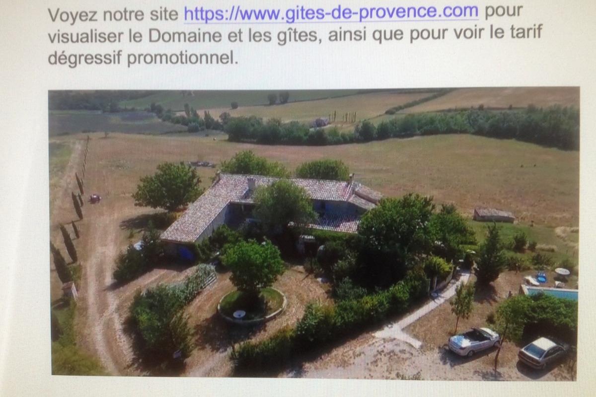 gites Sainte Jalle - Location de vacances - Sainte-Jalle