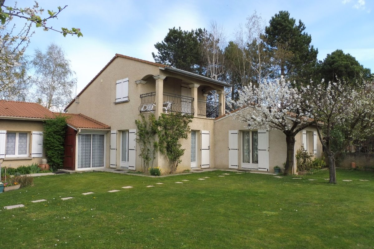 la villa - Location de vacances - Montélier