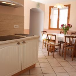 cuisine - Location de vacances - Saint-Barthélemy-de-Vals