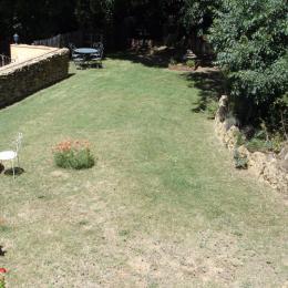 Le jardin reposant - Location de vacances - Suze-la-Rousse