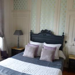 Chambre - Chambre d'hôtes - Corneville-sur-Risle
